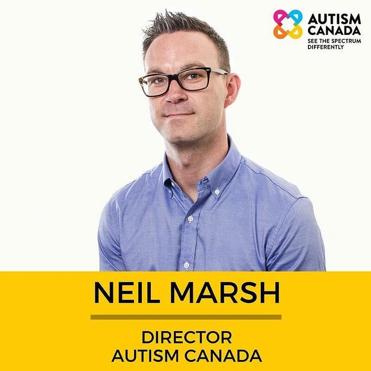 #MeetTheTeam Neil is also the Chair of Autism Canada's Finance and Audit Committee.