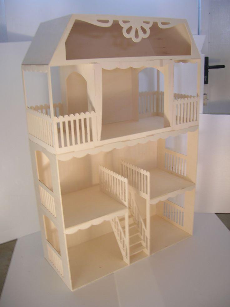 Les 20 meilleures id es de la cat gorie maisons de poup es sur pinterest - Jeux de construire des maison ...