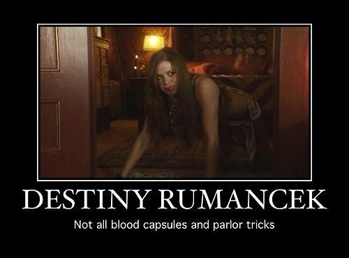 Destiny Rumancek