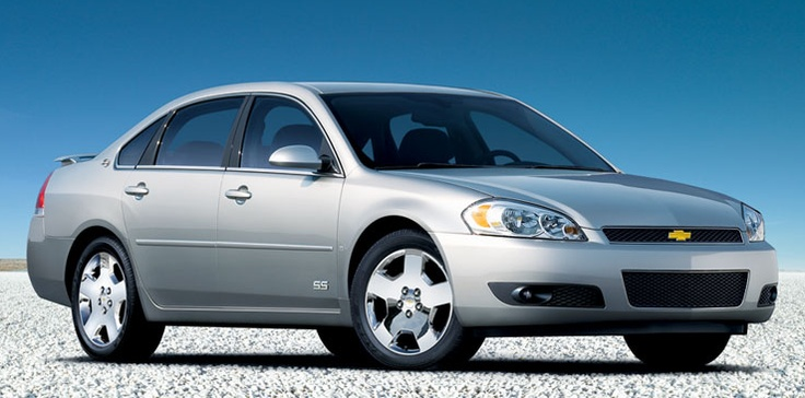 2008 chevy impala owners manual