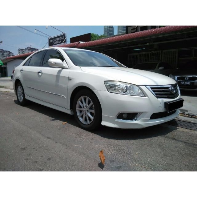 Brand -------- ToyotaModel -------- Camry 2.0 GYear ---------- 2010Engine ------- 1,998 ccPower -------- 148 bhpTorque ------- 190 NmFor more info or test drive,Please do not hesitate to call or Whatsapp our specialistMines Lee @ 012-5599788Or please visitwww.carlist.my/dealer/ecogreenautosdnbhdfor more cars.