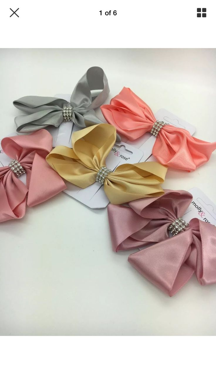 Hair bows  http://www.ebay.co.uk/usr/accessoryaddiction_co_uk?_trksid=p2047675.l2559