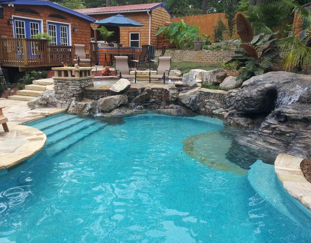 33 Best Our Freeform Pools Images On Pinterest Swimming Pools Pools And Water Feature