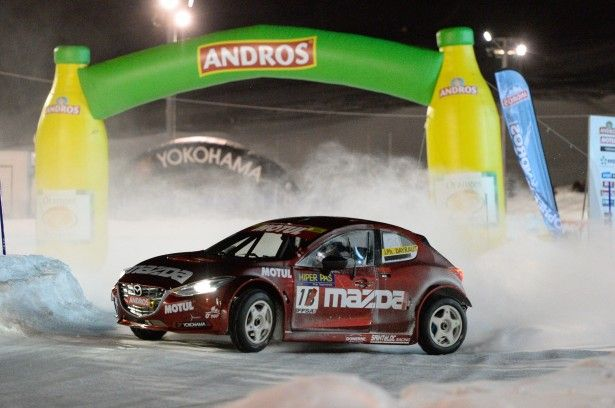Cars - Trophée Andros : Dayraut et Panis déroulent en Andorre ! - http://lesvoitures.fr/trophee-andros-andorre-dayraut/