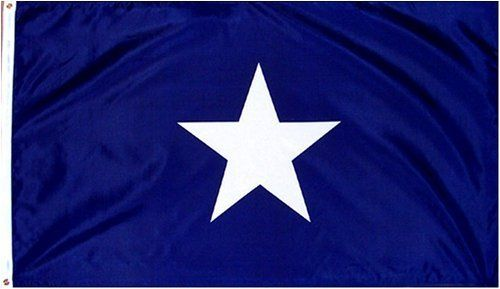 New 3x5 US Civil War Confederate Bonnie Blue Flag by 3x5fFlags.com. $4.85. FAST SHIPPER: Ships in 1 Business Day; usually the Same Day if pmnt clears by noon CST. 3 Foot by 5 Foot, Indoor-Outdoor, Lightweight Polyester Flag with Sharp Vivd Colors. 2 Metal Grommets For Eash Mounting with Canvas Hem for long lasting strength. Express Domestic Shipping is OVERNITE 98% of the time, otherwise 2-day.. Express International Shipping is Global Express Mail (2-3 days). 3 foot by 5 foot...