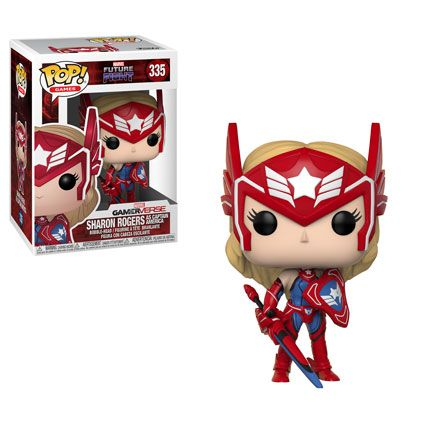 Marvel Future Fight Pop Vinyls Coming Soon