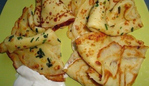 Vláčne zemiakové placky s bylinkami