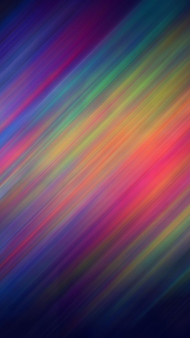 Colorful smudge iPhone 5s Wallpaper Download more