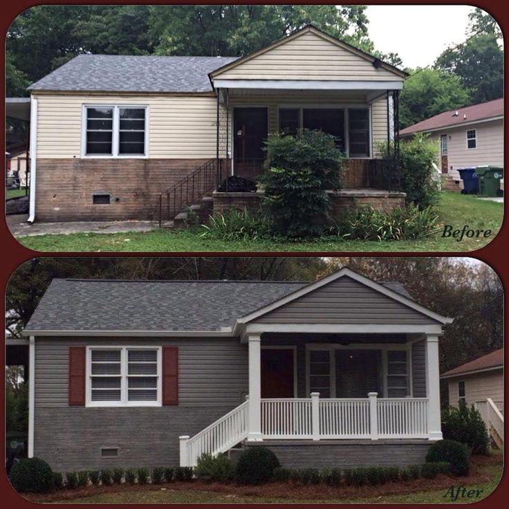 Atlanta Bungalow Renovation: Buck's Flip House Reveal