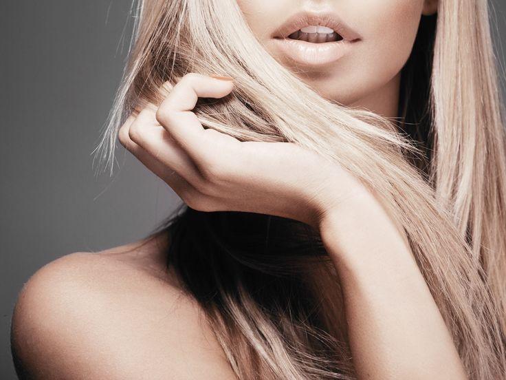 Hiukset+suoraksi+ja+sileäksi+ilman+lämpöä+–+lue+vinkit