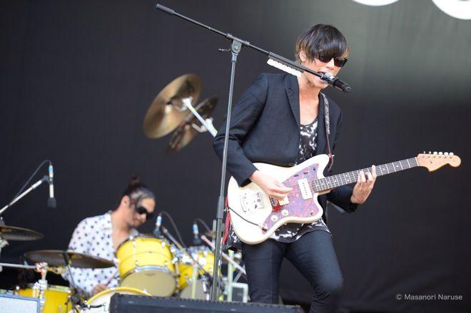 [Alexandros]2015/7/26「FUJI ROCK FESTIVAL'15」@新潟県 湯沢町 苗場スキー場/BARKS音楽ニュース