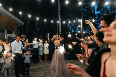 Мелодия любви: свадьба Семена и Маши