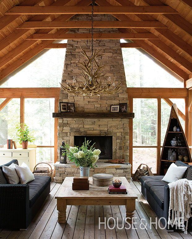 Find Your Cottage Style 24 Rustic Canadiana Decorating Ideas Mit