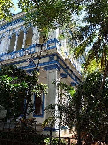 House in Havana Cuba. Scott Bergey