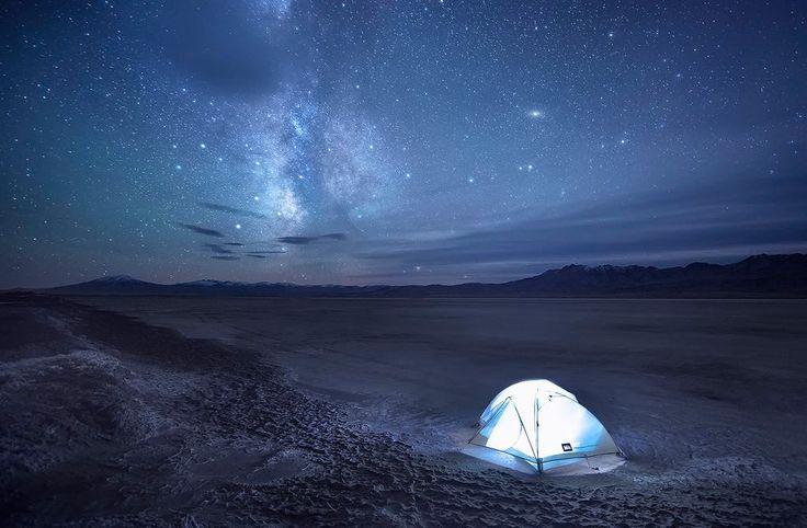 Звездные ночи — Фотографии Дэйва Морроу