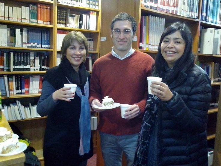 Día del Bibliotecario. Sede Las Condes