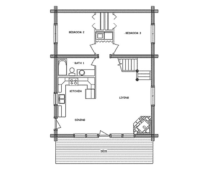 138 best log cabin plans images on pinterest | small cabins, cozy