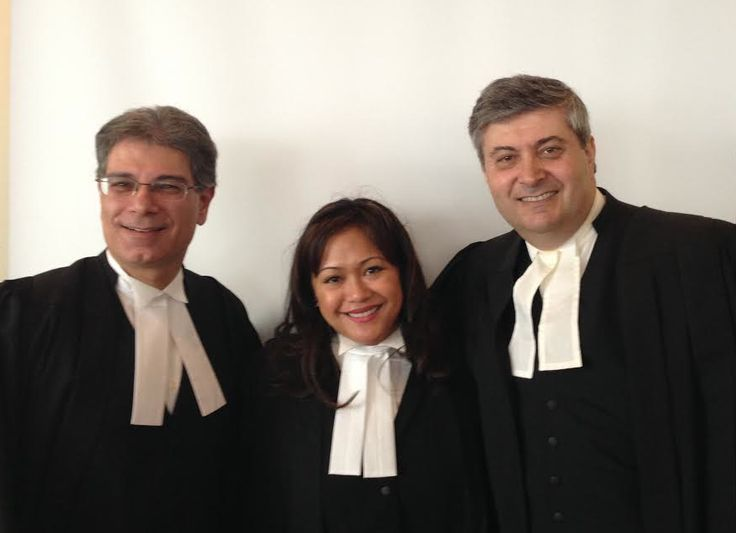 Toronto Personal Injury Lawyer: Texting While Driving: OBIA Mock Trial