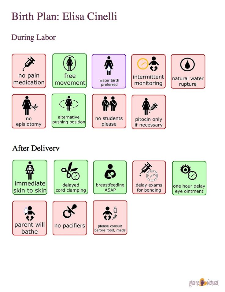Best Birth Plan Icons Images On   Birth Plans Doula