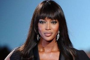 After nearly 30 years in the fashion industry, supermodel Naomi Campbell has revealed that she still gets cold feet while hitting the runway.