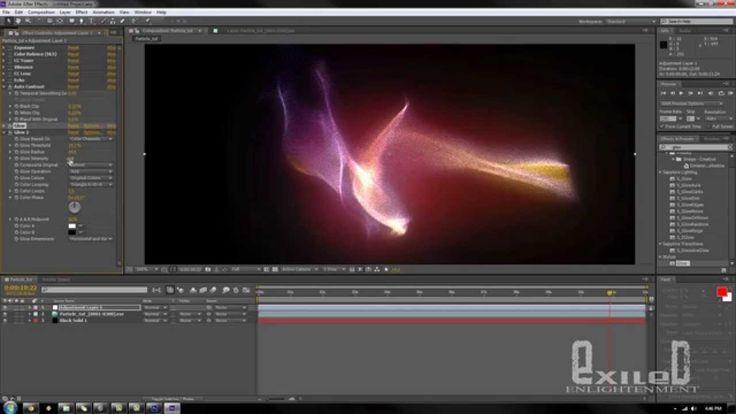 Maya And Krakatoa Particle effects Part 2