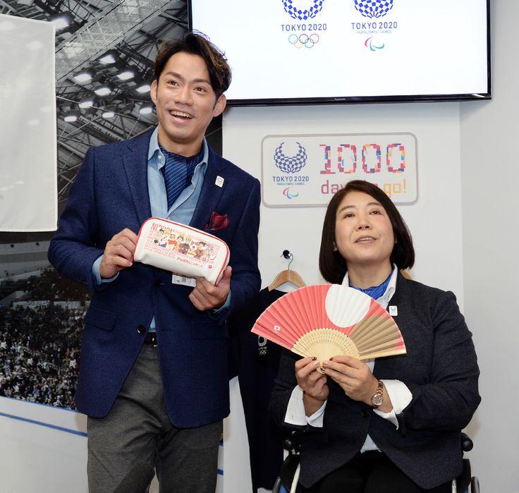 東京オリンピック・パラリンピック競技大会組織委員会は、2018年2月に開催される「平昌 冬季オリンピック・パラリンピック」に参加する日本代表選手団を応援するためJOC/JP