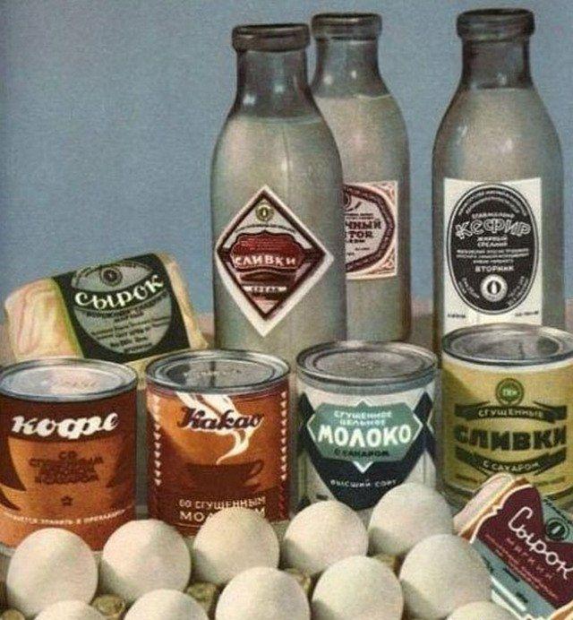 Сыр, в котором есть сыр, молоко и сгущенка без консервантов СССР