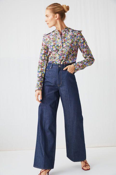 f58b8798 Shirts & blouses - Women - ARKET GB   Style Me in 2019   Shirt ...
