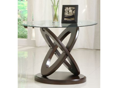 Jeremy End Table from Huffman Koos