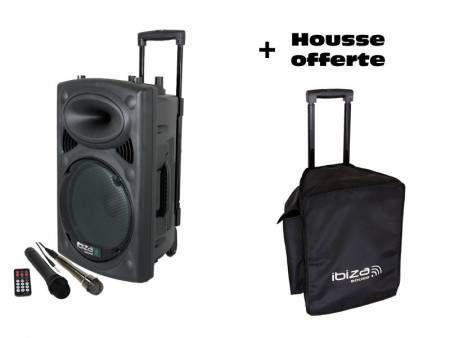 Sono Portable Sono Portable Ibiza Port 8 Vhf-N pour 169€