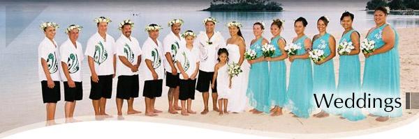 Club Raro, Weddings