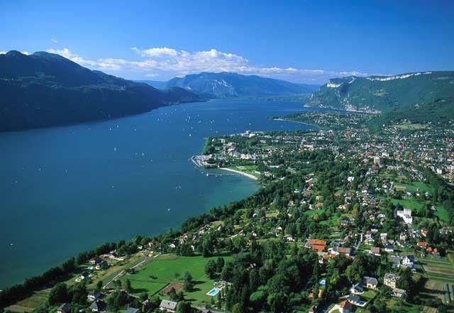 Lac du Bourget, Aix-les-Bains Savoie