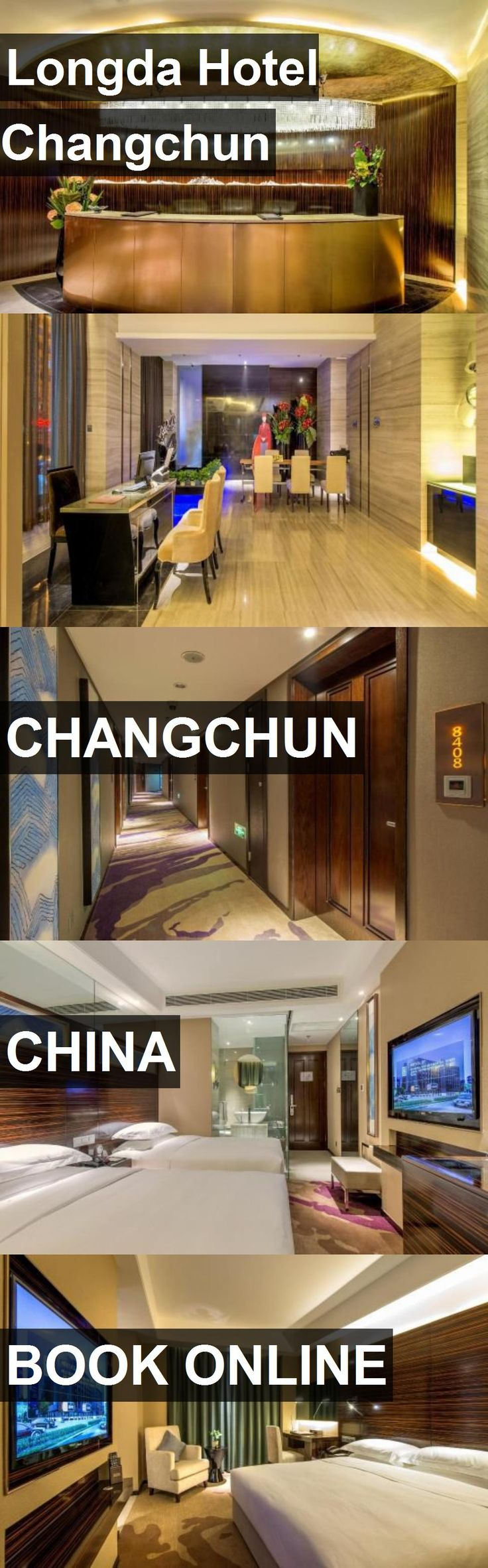 Longda Hotel Changchun in Changchun, China. For more information, photos, reviews and best prices please follow the link. #China #Changchun #travel #vacation #hotel