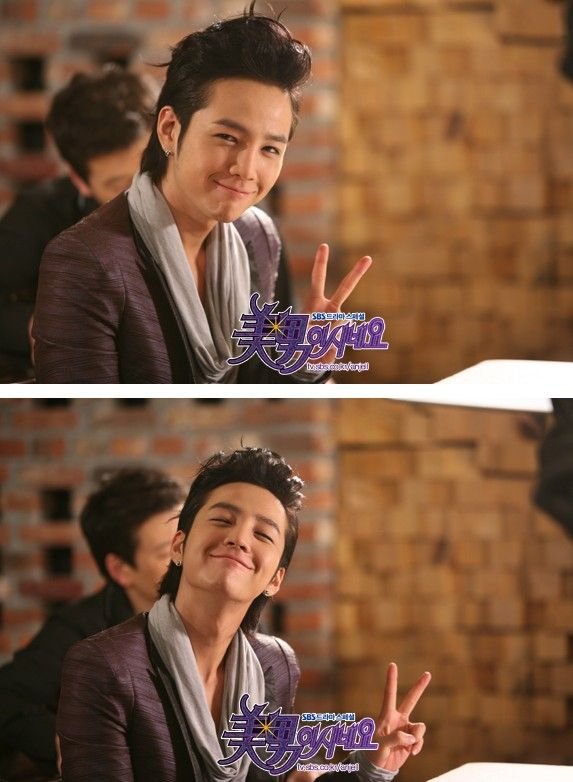 you are beautiful korean drama Jang Geun Suk <3