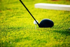 Vincent Wilson Globaleye golf day