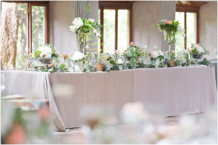 Clarisse & Luca | Oakfield Farm wedding Peach mint and gold wedding by Eco-Chic Weddings South African Wedding