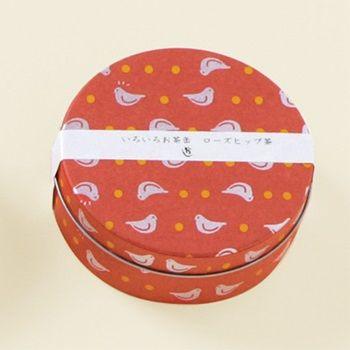 中川政七商店 いろいろお茶缶 はと豆《遊中川》101中川政七商店【包装】【のし】