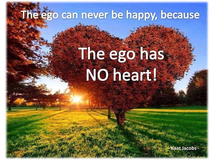 Het Ego..
