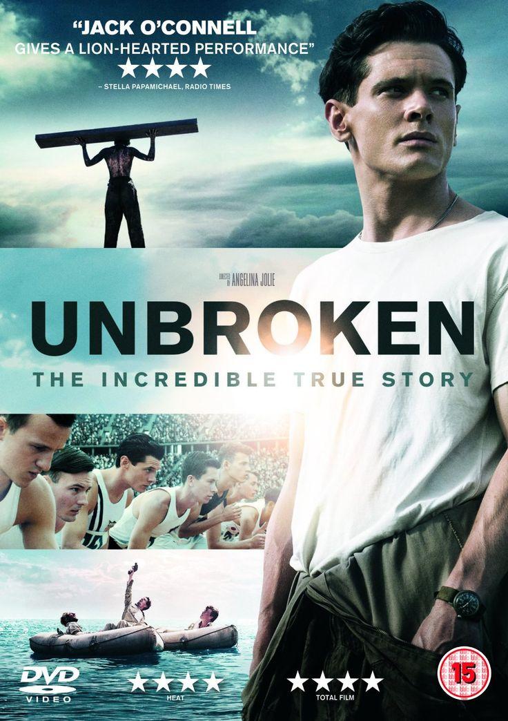 DVD | Nezlomný Nadaný bežec, který upoutá na olympiádě dokonce samotného Hitlera...