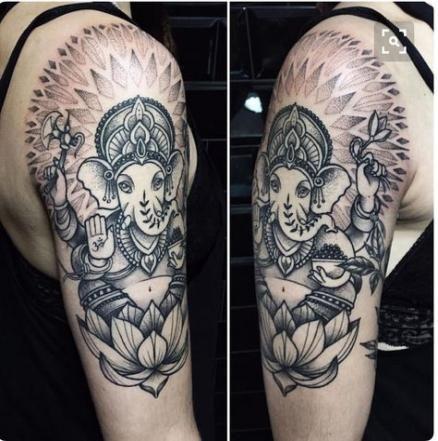 29+ Trendy Tattoo Elephant Buddha Hindus