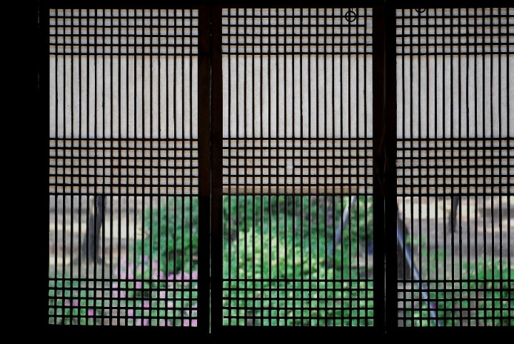 Lattice Window. Korea