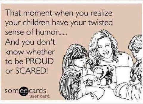 Lol: Thoughts, Cant Wait, So True, Children, My Dads, Future Kids, Twists Humor, Funny Kids, True Stories