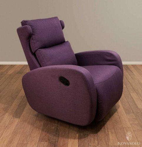 Moderne, behagelig og tøff alt-i-ett Napoli lenestol! Denne stolen har både snurre- og gyngefunksjon samt utfellbar fotstøtte og nedfellbar rygg! Videre så har den setepute med medium fasthetsgrad for god holdbarhet og myke ryggputer for god komfort!