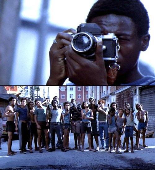 Cidade de Deus - 2002, Fernando Meirelles.