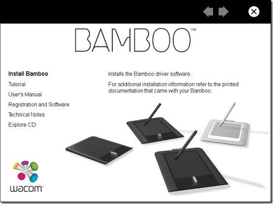 how to find my wacom drivers