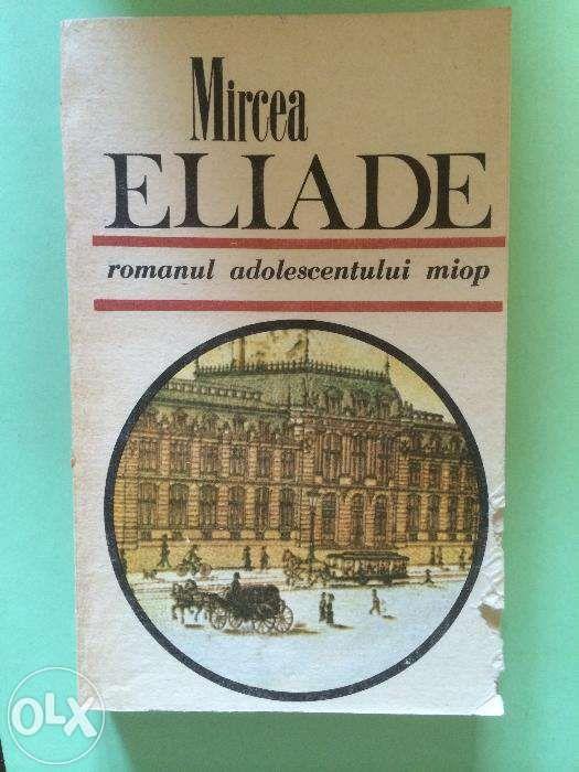 Mircea Eliade, Romanul adolescentului miop – 1989 - Google Search