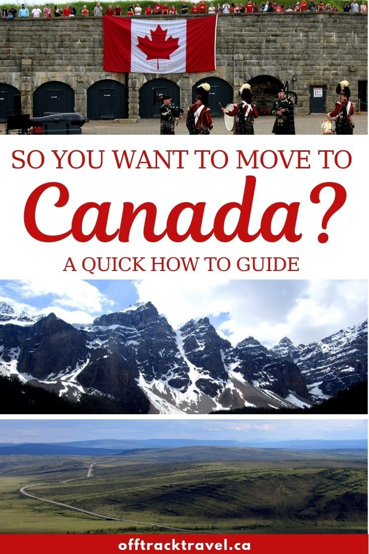 So You Want To Move To Canada A Quick Start Immigration Guide Moving To Canada Canada Travel Canada Holiday