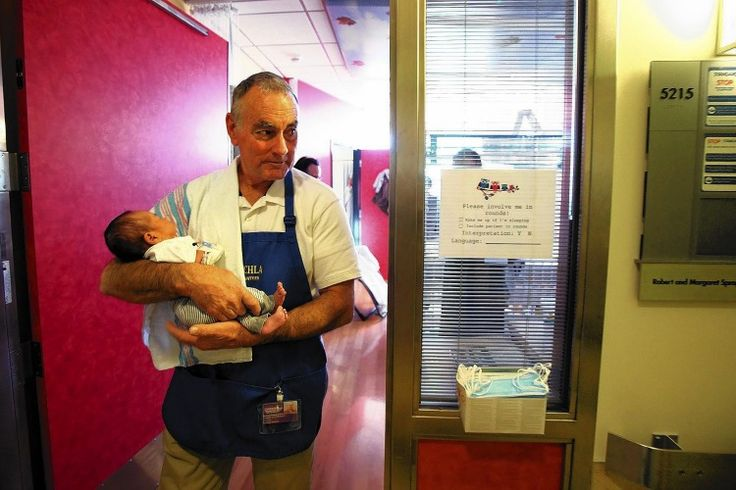 His Students Feared This Strict Math Teacher. Then They Discovered His Secret Life…Cuddling Sick Babies. | ViralVita