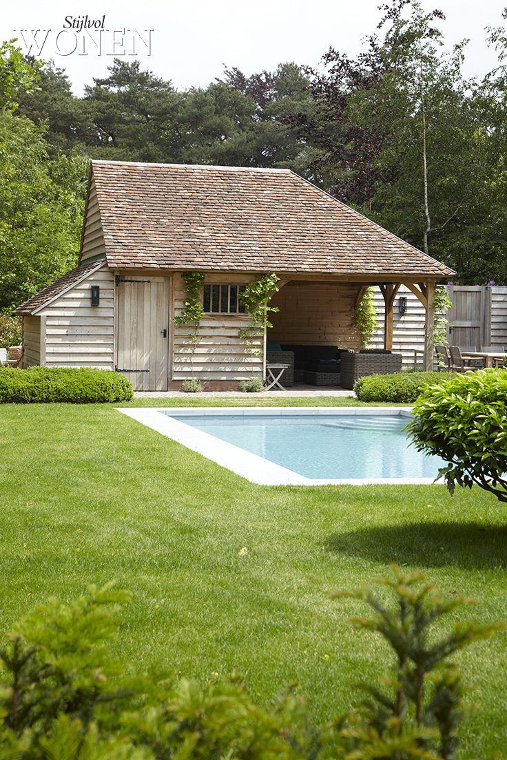 Stijlvol Wonen: tuinhuis/ bijgebouw