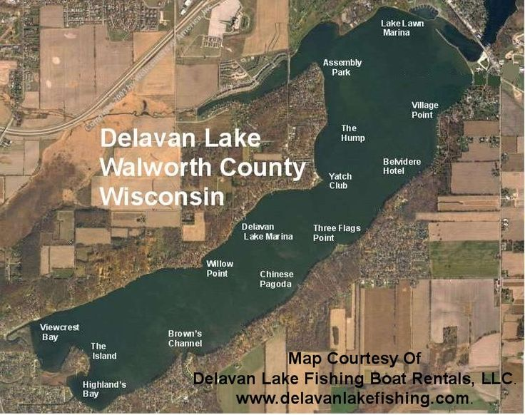 Delavan wi lake fishing boat rental lake geneva